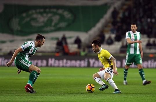 Konyaspor – Fenerbahçe Maçı Üzerine