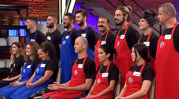 MasterChef Türkiye ekibi