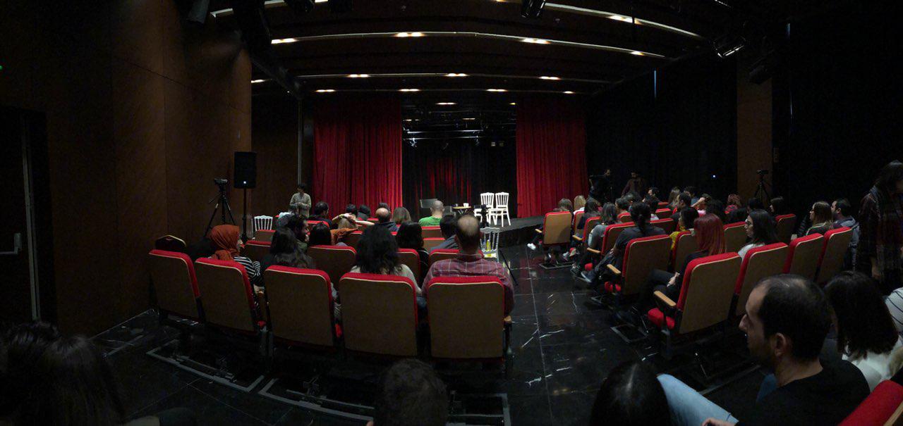 Taksim Grand Pera Tiyatro Salonu